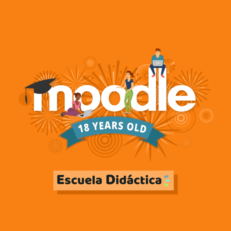 Moodle turns 18
